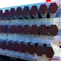 鍍鋅圓管_dn15鍍鋅圓管_管道鍍鋅圓管_鍍鋅圓管價格圖片