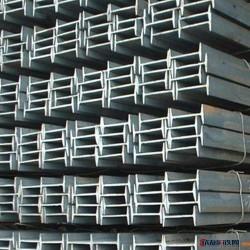 工字钢 热轧钢结构用钢梁 现镀锌工字钢厂家直发 镀锌工字钢 钢梁工字钢