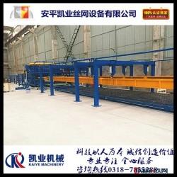 排焊机 重型排焊机 焊网机专业厂家 全自动建筑网生产线 建筑网片焊网机图片