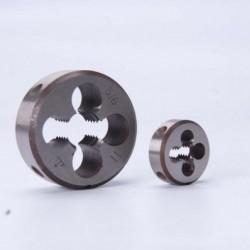 合工钢公制圆板牙、涂层、镀钛高速工具钢圆板牙图片