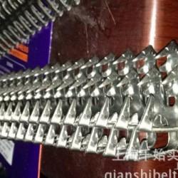 帆布带钢扣/工业虎牌钢扣/狼牙不锈钢钢扣/蝴蝶钢扣大量供货图片
