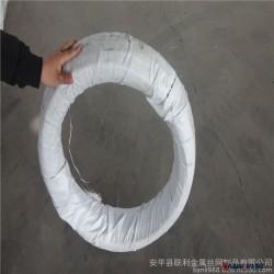 安平联利生产建筑冷拔丝 镀锌冷拔丝 退火绑线 焊网铁丝图片