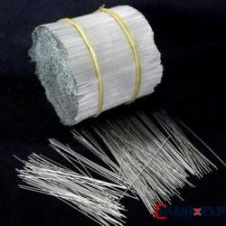 佛沪 304不锈钢调直线 不锈钢压扁线 不锈钢线材供应 规格0.5-5mm图片
