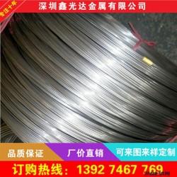 优质现货直销304 316不锈钢线 扁线 圆线 方线 调直加工 不锈钢线材图片