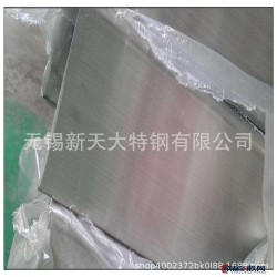 无锡2205不锈钢扁钢 双相钢热轧扁钢 冷拉扁条 不锈钢板剪切图片