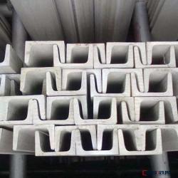 0Cr13不锈钢槽钢直销国标镀锌槽钢优质钢材槽钢外抛光不锈钢槽钢表面拉丝槽钢冷轧不锈钢易切割打孔图片