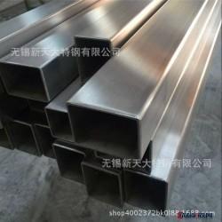 无锡大口径不锈钢方管 抛光不锈钢方管可定制