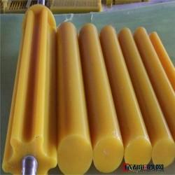 聚氨酯棒、塑膠板、牛筋棒材、彈性橡膠板、優力膠板、PU膠棒材、彈力圓棒、防身棒材加工、圖片