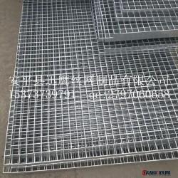 車間防護格柵板|工程鋼結構鋼格板圖片