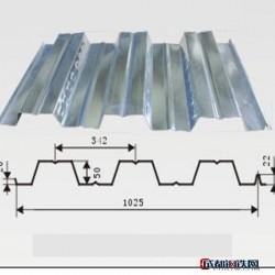 鋼結構樓承板生產 朝陽加工廠家 樓承板圖片圖片
