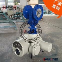 【廠家直銷】智能開關型鉻鉬鋼電動閘閥Z941Y-64I DN150 電動高溫閘閥圖片