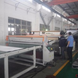PVC硬片生产线图片