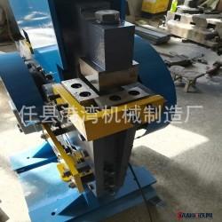 碳素圆钢冲剪机 低合金圆钢剪断机 冷拉圆钢切断机