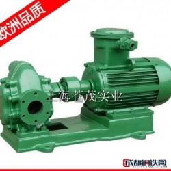 不锈钢齿轮泵 不锈钢齿轮油泵 2CY-8-3.3-2图片