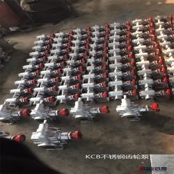 沧州不锈钢齿轮泵 不锈钢型齿轮泵 超级耐腐蚀齿轮泵 实用不锈钢齿轮泵图片