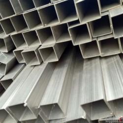上海 304不銹鋼方管 304不銹鋼矩形管 304不銹鋼方矩管 304方管 304不銹鋼厚壁方管圖片