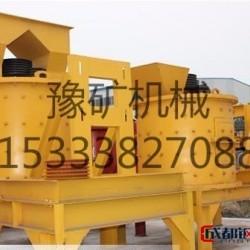 文山高效锰矿石制沙机铁矿石制沙机复合式细碎机——河南豫矿图片