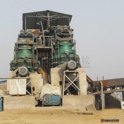 MQ22007500成套鐵礦石選礦設備  大型鐵礦破碎磨粉生產線  鐵礦磨礦機圖片