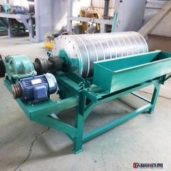 CT618鐵礦石強磁輥磁選機 石英砂鐵礦石強磁選機廠家 四川磁選設備圖片