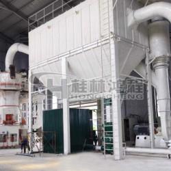 鴻程HLMX1100 錳鐵礦石立式磨粉機圖片
