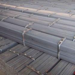 Q235B扁鋼方鋼翼緣板承接鋼卷縱剪開平加工熱軋扁鋼分條扁鋼圖片