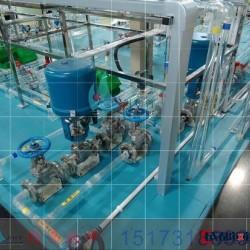 通水軸流式壓縮機模型經銷翼緣板內鋼筋布置示教板圖片