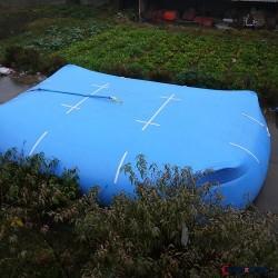 大型桥梁水囊预压水袋 翼缘板 模板验证荷载 水囊  可定制软体容器