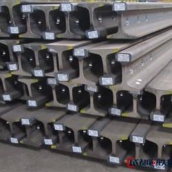 轨道钢 重轨 轻轨 非标轨道钢现货销售图片