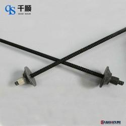 千顺 生产批发 锚杆  左旋锚杆 右旋锚杆 螺纹钢锚杆厂家图片