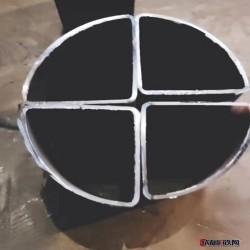异型钢加工_精密异型管_异型钢管图片