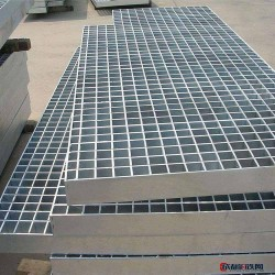 异型钢格板 【格栅板】  钢格板厂家 港润异型钢格板图片