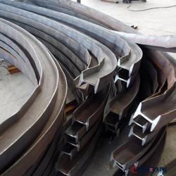 山东12矿工钢支架 矿工钢支架配件 优质矿工钢支架 中翔支护图片