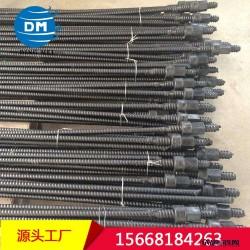 左旋螺纹钢锚杆 右旋螺纹钢锚杆 可定制螺纹钢锚杆 3米螺纹钢锚杆图片