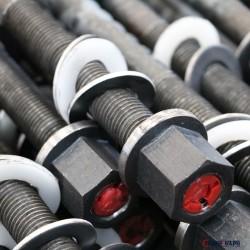 螺纹钢锚杆  树脂锚杆  鑫明利厂家直销矿用锚杆 左旋锚杆图片