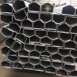 定制異型管_天津異型管_非標異型管_冷拔無縫異型鋼管圖片