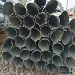 弘澤 異型管 冷拉異型管 冷拔無縫異型鋼管 異型鋼管 型號齊全圖片