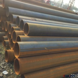 Q345B 直缝焊管 直缝钢管厂家  直缝焊管定尺  直缝焊管去焊筋图片