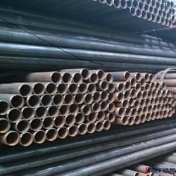 广西无缝管 直缝焊管 焊接钢管 丁缝焊管 薄壁直缝焊管图片