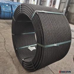 鋼絞線廠 基坑支護鋼絞線 基坑用鋼絞線 鋼絞線價格圖片