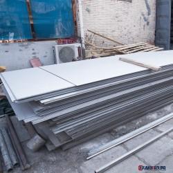 上海 展翅 冷熱軋板 不銹鋼板 1.0mm圖片