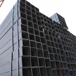 天津方管廠 方管價格 生產銷售各種規格方管 鍍鋅鋼方管  鋼方管 鋼方通 質量保證 方管圖片