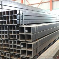 钢方管 Q345B钢方管 Q345B厚壁钢方管 库存充足 钢方管图片