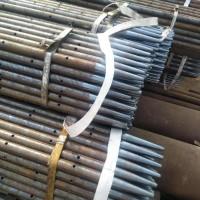 成都直销钢花管129*5钢花管厂家 钢花管现货 无缝钢花管 钢管供应