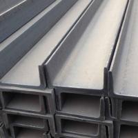 槽鋼 鍍鋅槽鋼 槽鋼批發 熱軋槽鋼 Q235B槽鋼 普通槽鋼 輕型槽鋼圖片