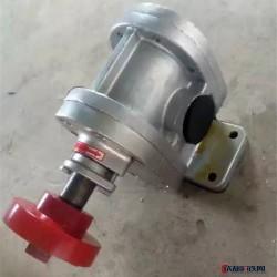 永盛2CY不锈钢高压齿轮油泵 齿轮油泵生产厂家 不锈钢齿轮油泵 齿轮油泵厂家图片