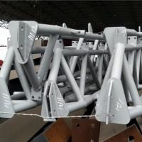 管桁架工程施工,桁架结构