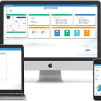 高畅云DHR 人力资源管理软件web版 人事系统 考勤系统 薪资系统 绩效系统图片