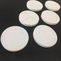 氮化鋁靶材AlN磁控濺射靶材圖片