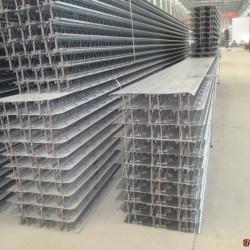 鋼結構鍍鋅樓層板 寶潤達 TD6-110-600 桁架樓層板 桁架樓層板樓承板圖片