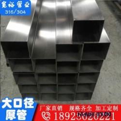 不銹鋼方管10501.5不銹鋼方通無黑線圖片